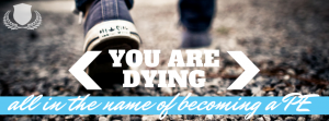 YOU ARE DYING FE EXAM