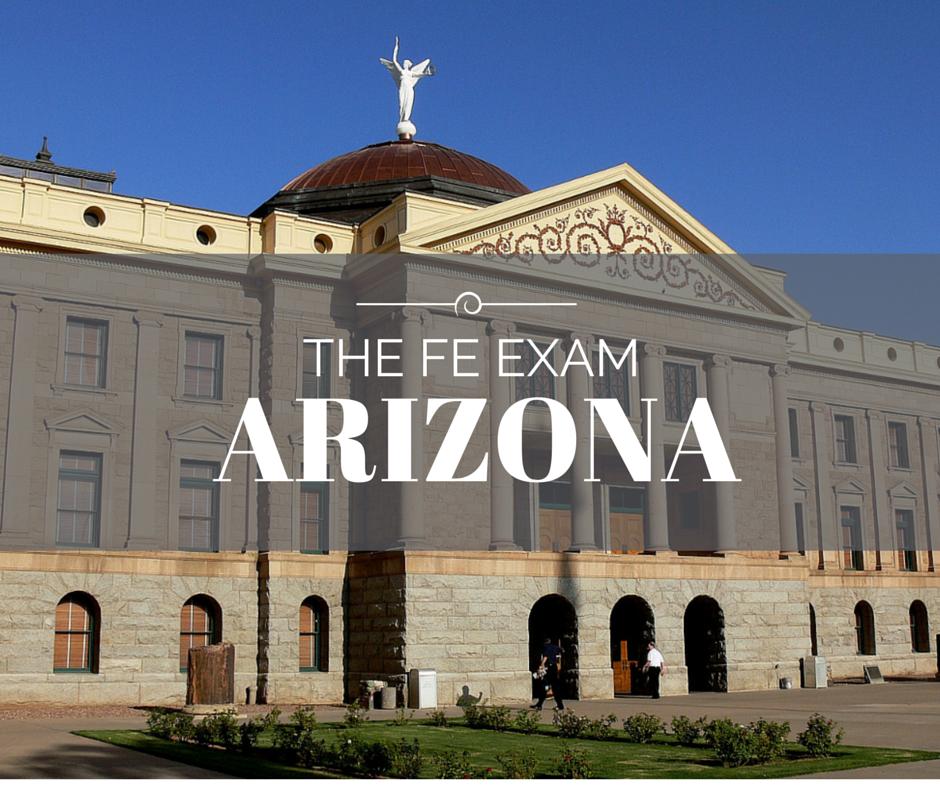 FE Exam Arizona