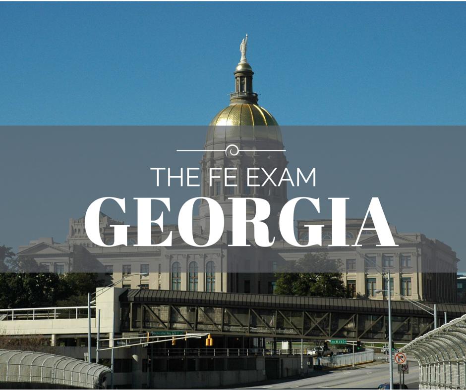 FE Exam Georgia