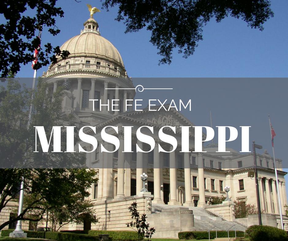 FE Exam Mississippi