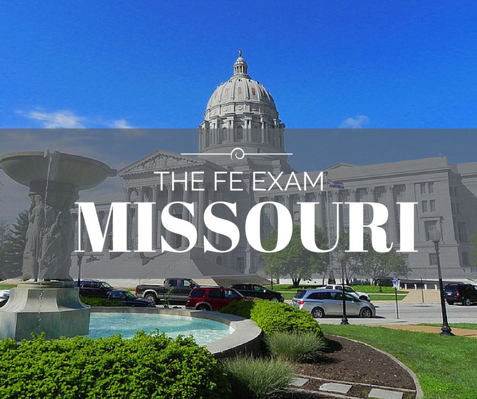 Missouri FE Exam