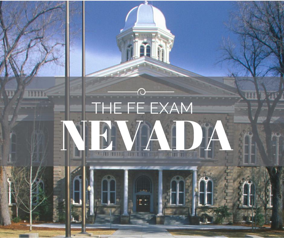 FE Exam Nevada