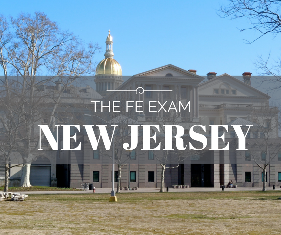 New Jersey FE Exam