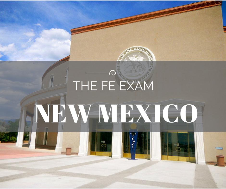 FE Exam New Mexico