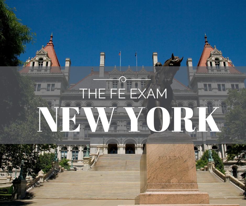 FE ExamNew York