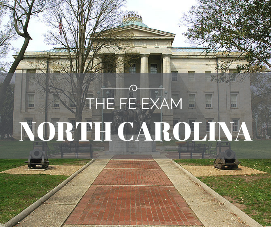 FE Exam North Carolina