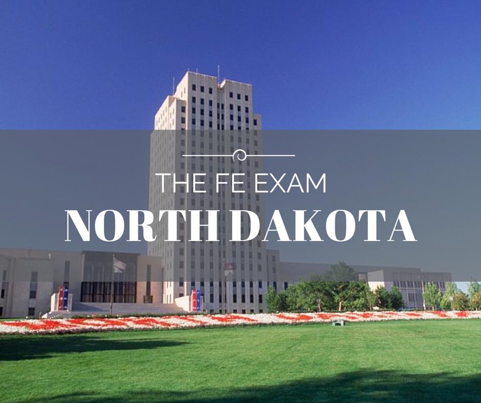 FE Exam North Dakota