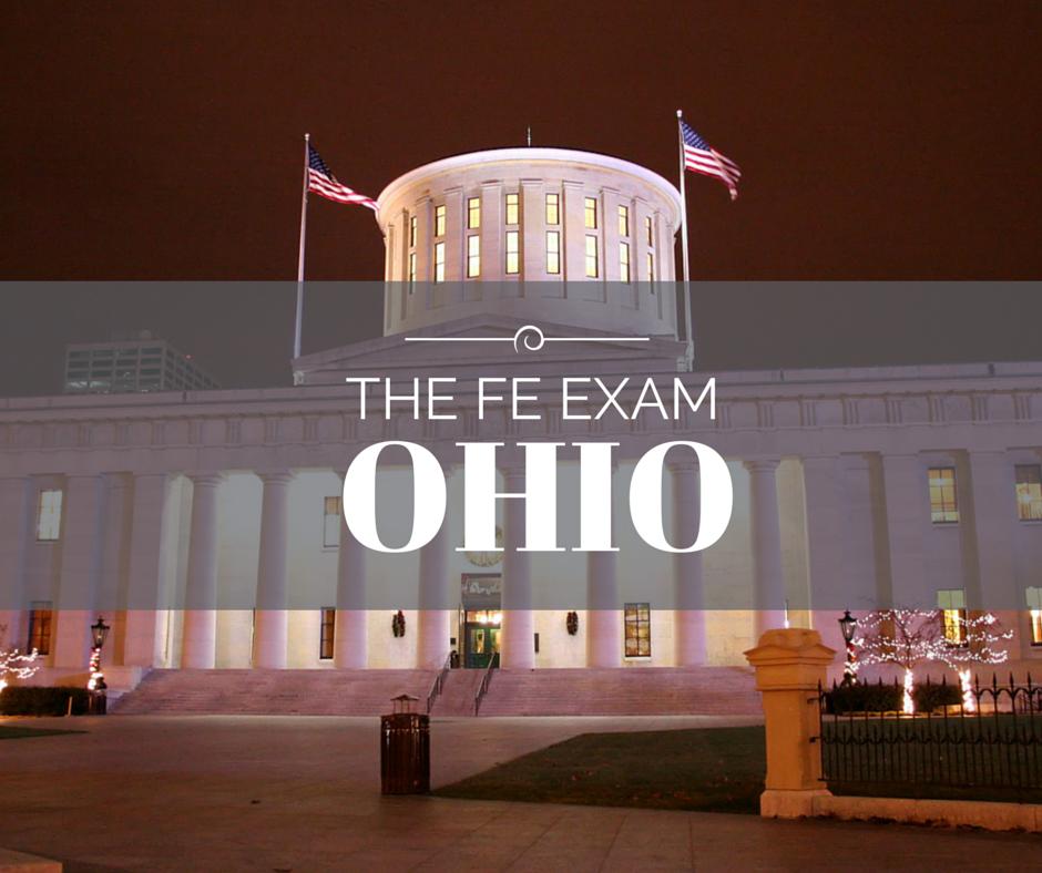 FE Exam Ohio