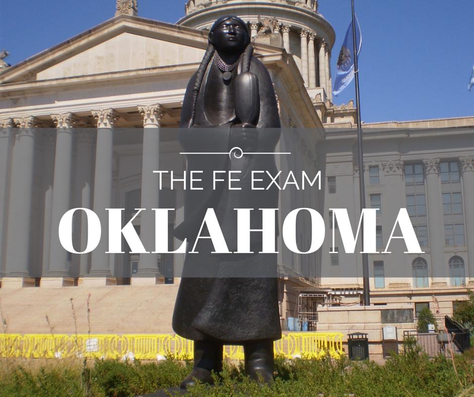 FE Exam Oklahoma