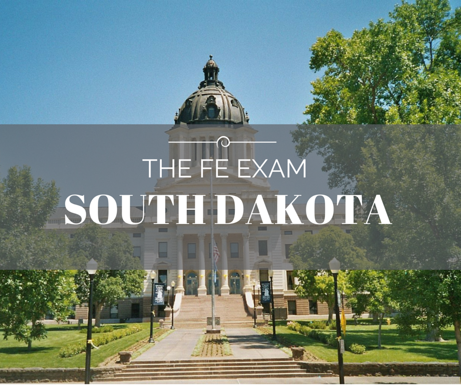 FE Exam South Dakota