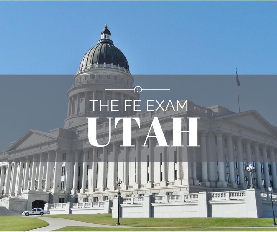 FE Exam Utah