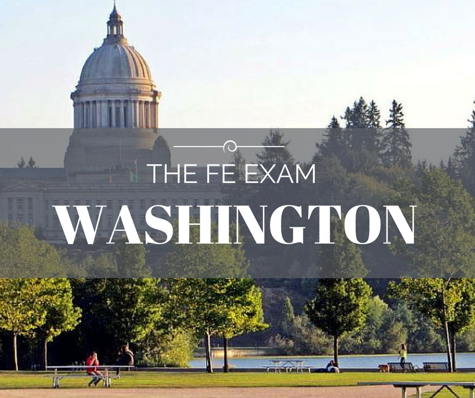 Washington FE Exam
