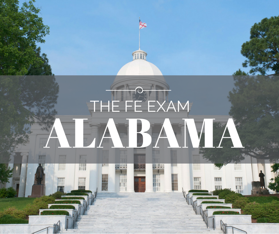 Alabama Board of Engineers - FE Exam Alabama