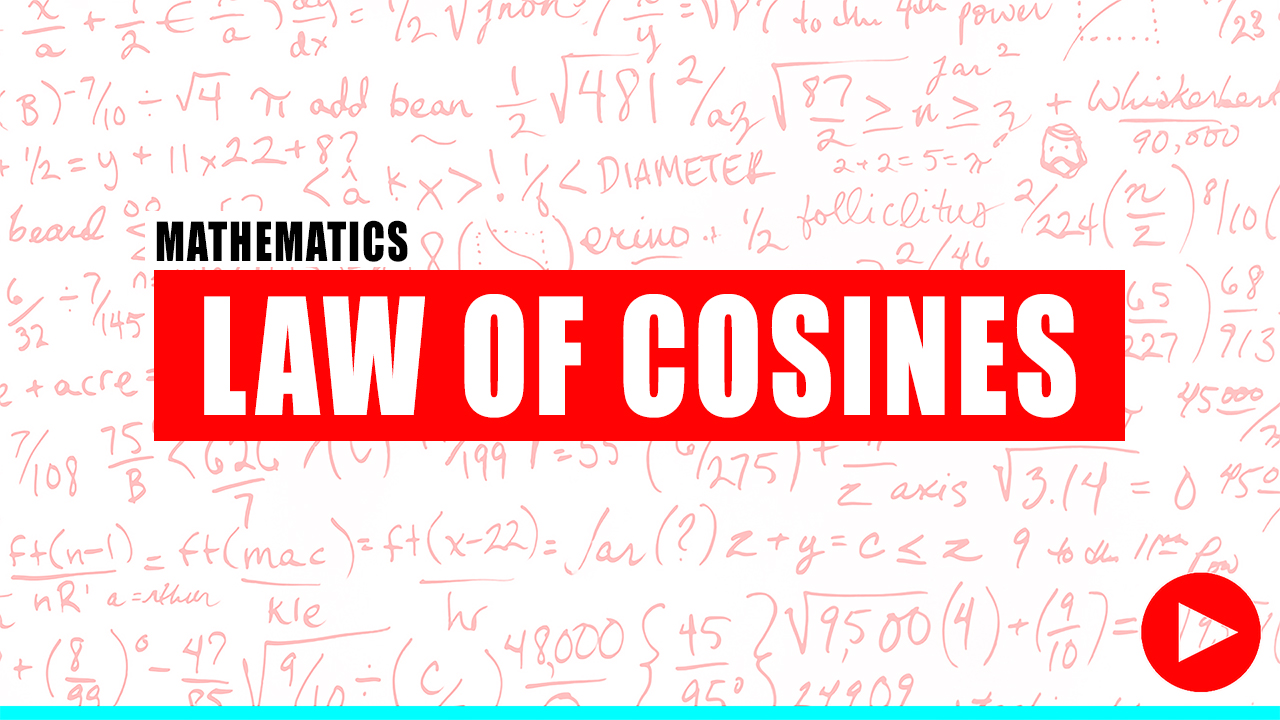 undamentals of Engineering Review of Law of Cosines