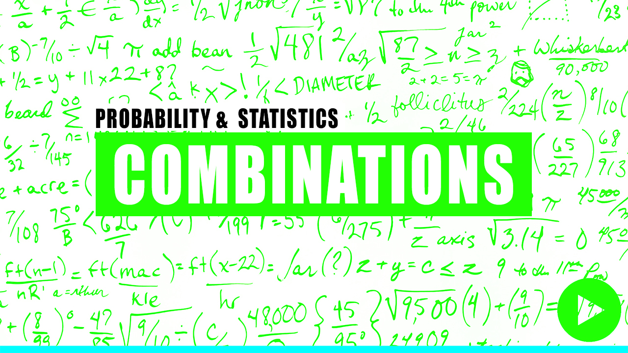 Fundamentals of Engineering Review of Combinations